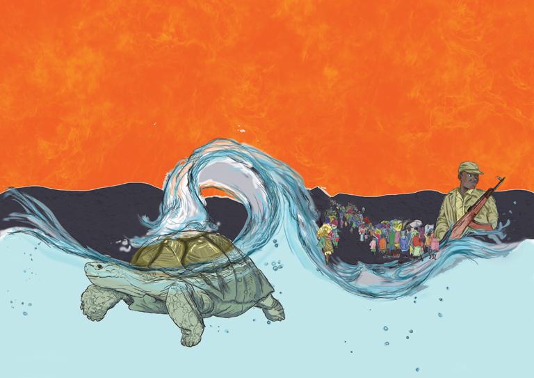 La parábola de la vieja tortuga